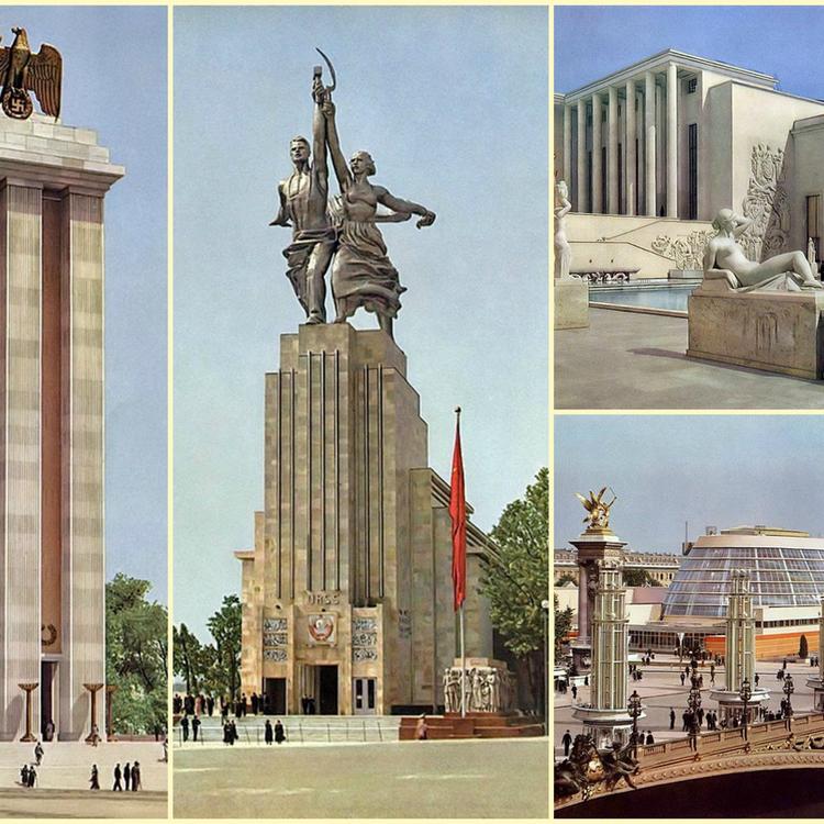 Világkiállítások - 1937 Párizs