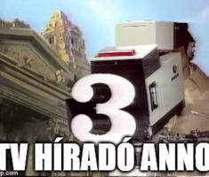 TV Híradó anno