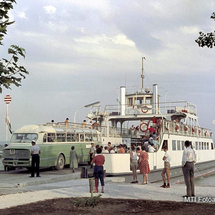 Színes mindennapok - 1962