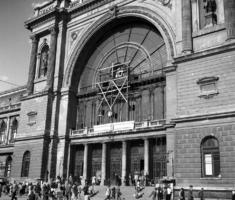 A Keleti pályaudvar egy napja - 1948