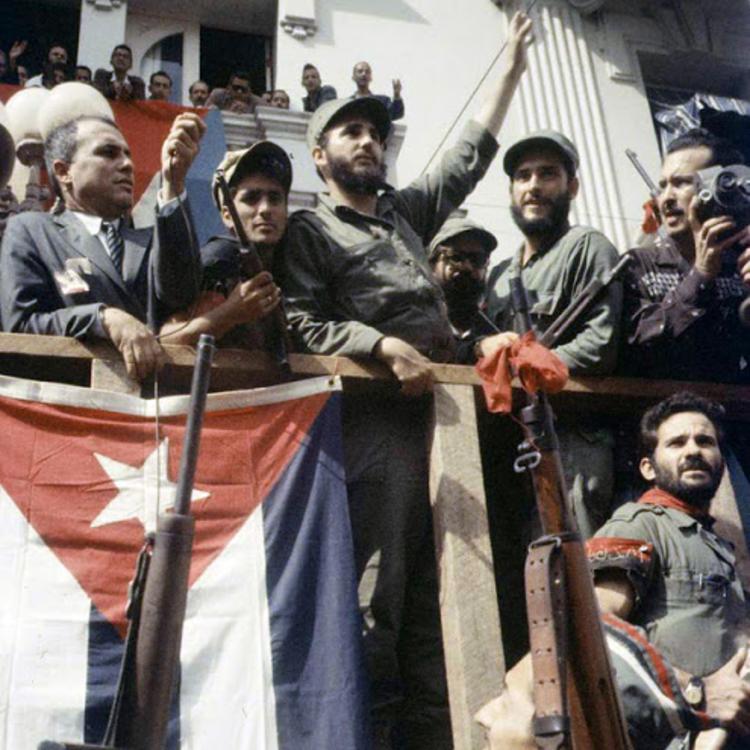 Kubai forradalom színesben 1959.