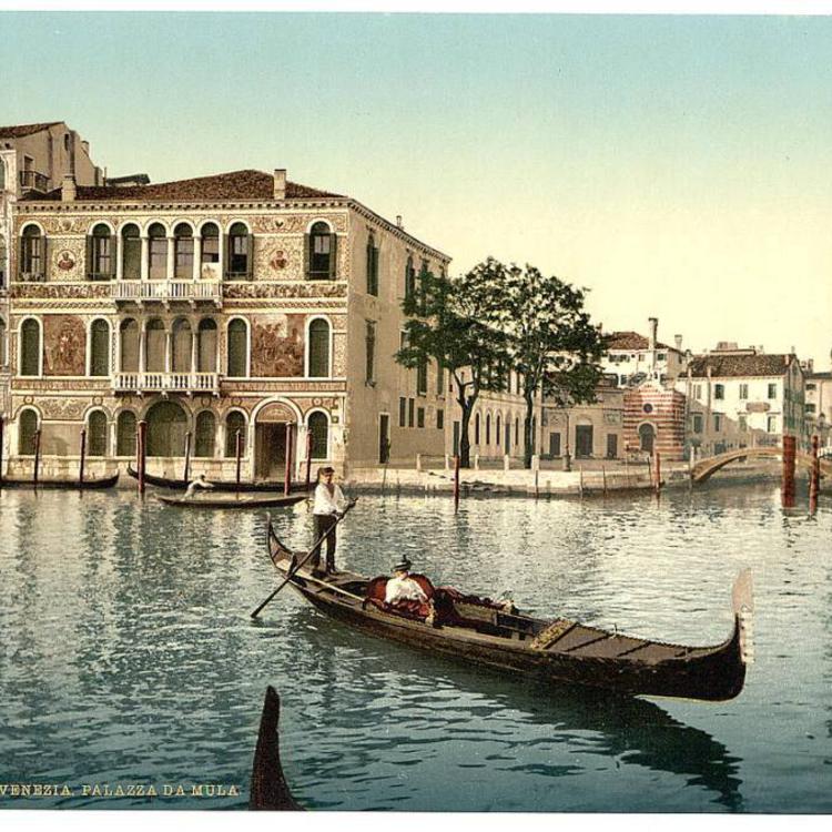 Velence 1880-1900