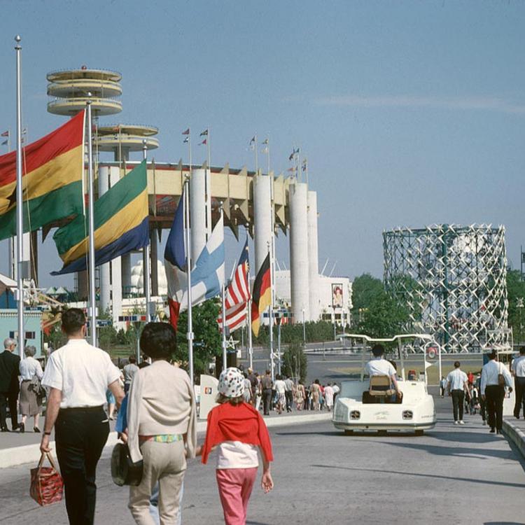 Világkiállítások - 1964 New York - 2. rész