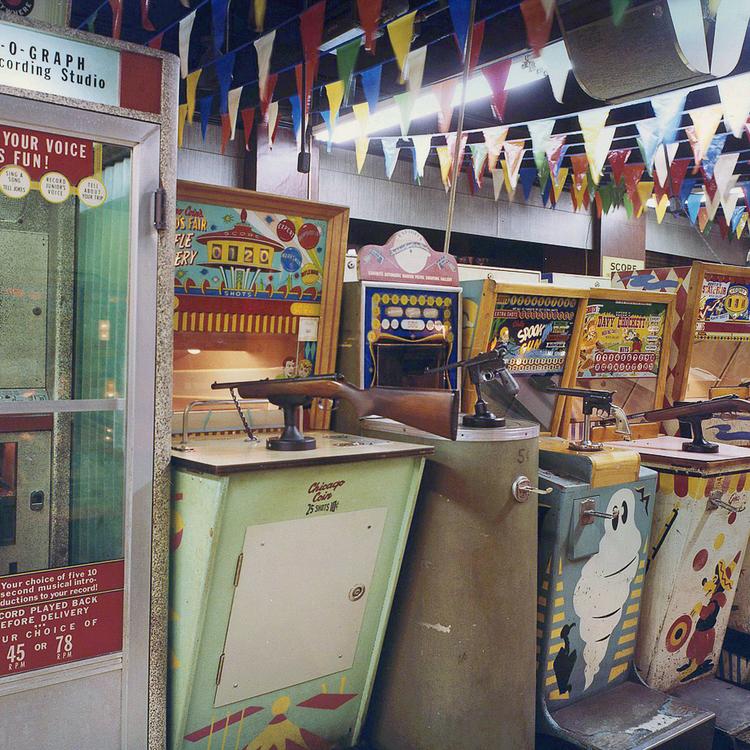 Arcade csodaország - 1968