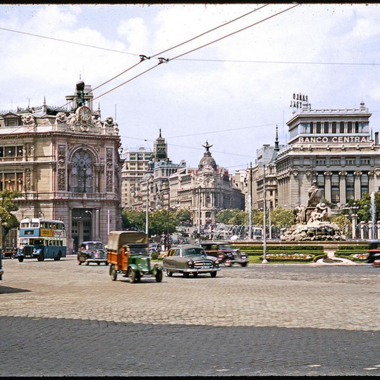 Spanyolország - 1955