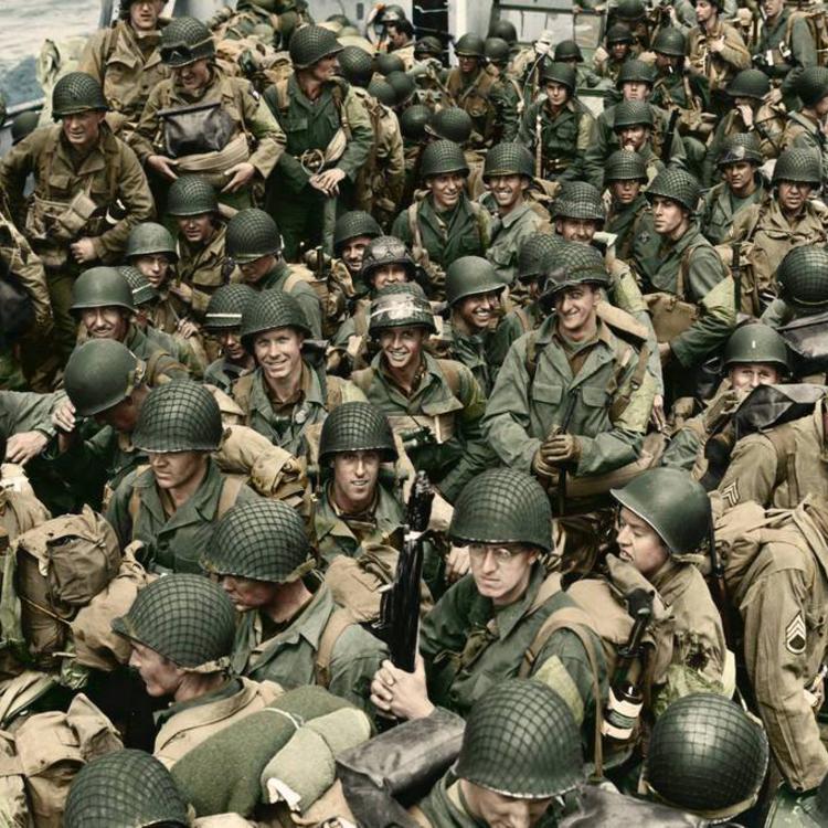 Újraszínezett világháború 2.