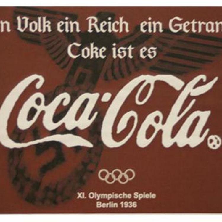 Coca-Cola a Harmadik Birodalomban