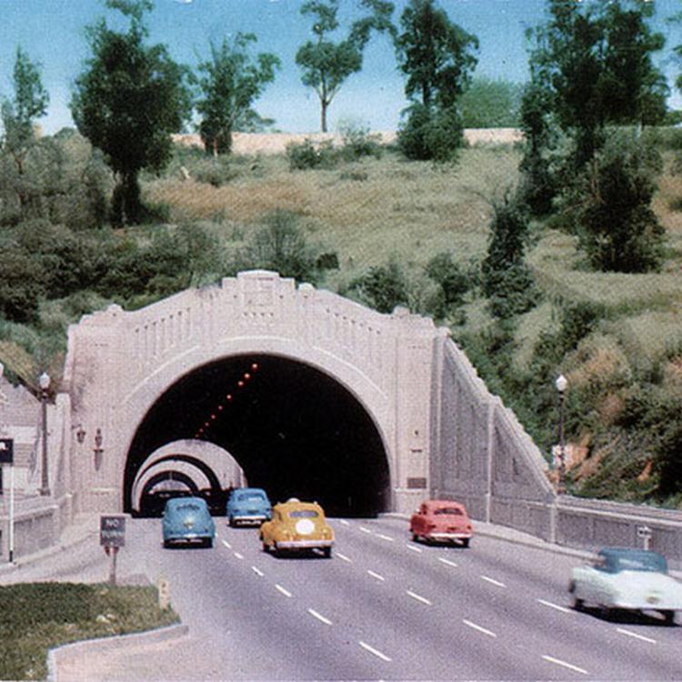 L.A. 50s-60s