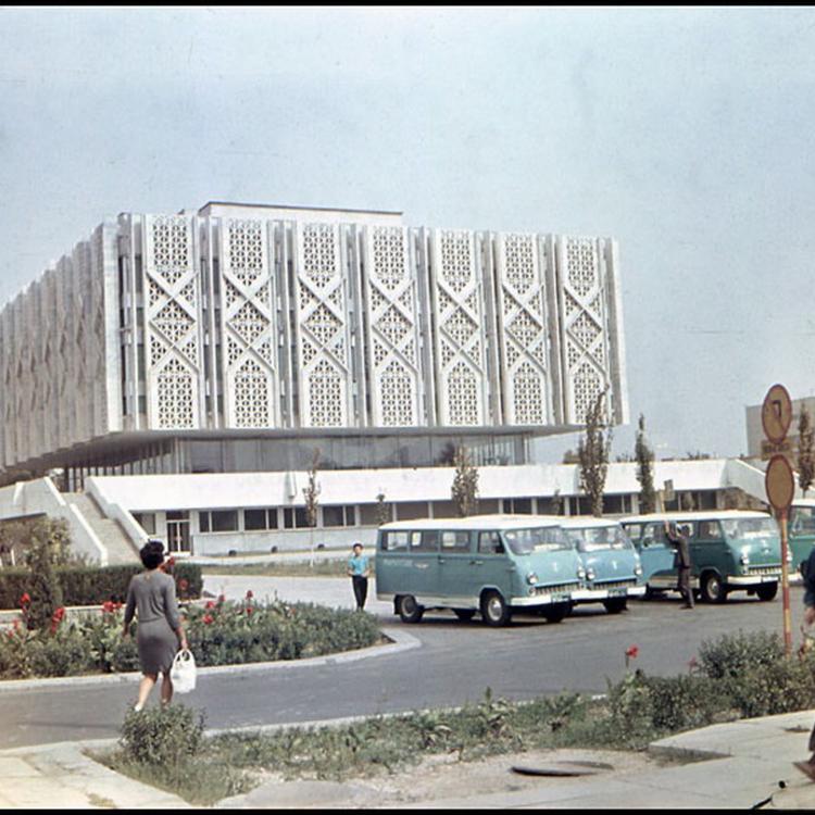Taskent - 1960-as évek