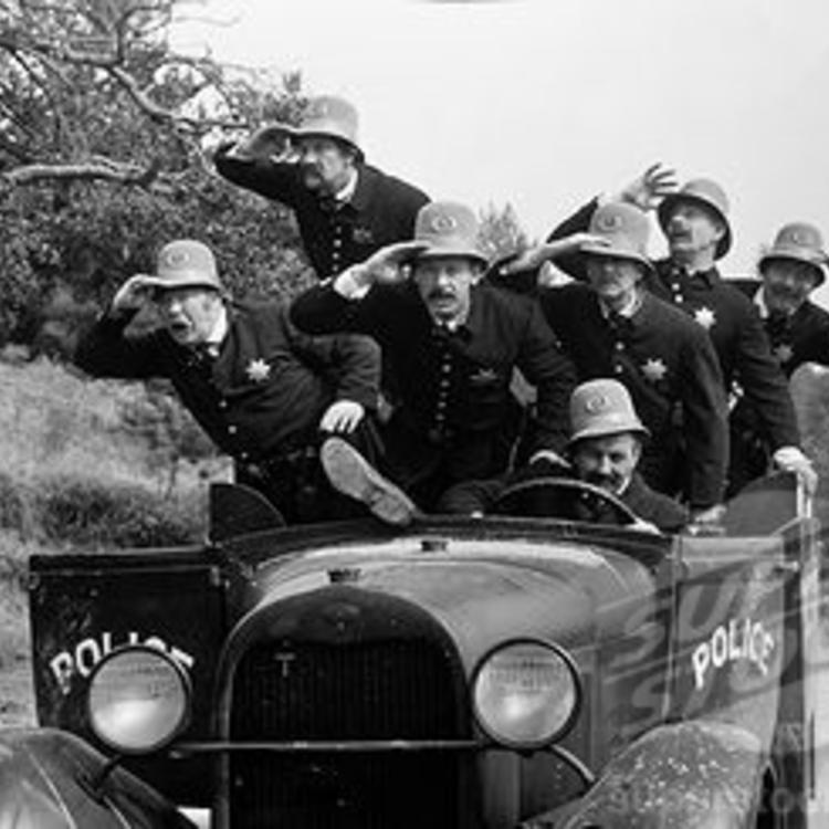 Elfelejtett némafilmsztárok 3 - Keystone Cops
