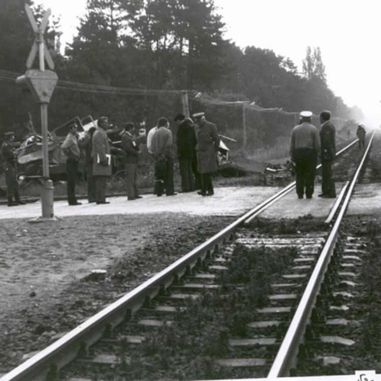 Magyar vasúti balesetek