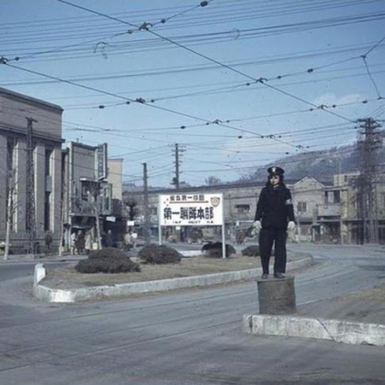 Szöul a koreai háború előtt - 1948-49