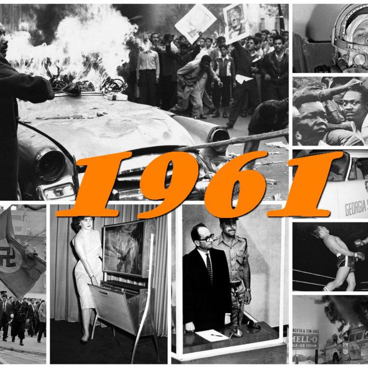 Őrült évek - 1961