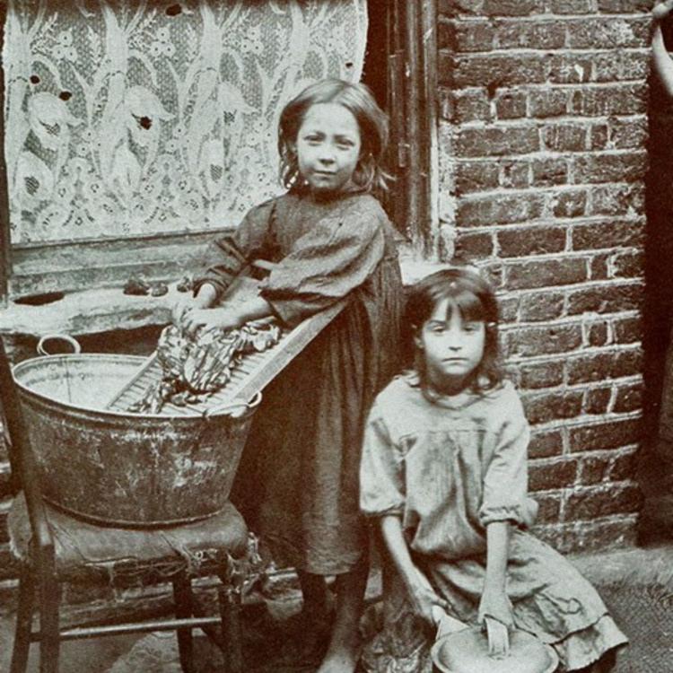 Londoni gyermekek - 1912