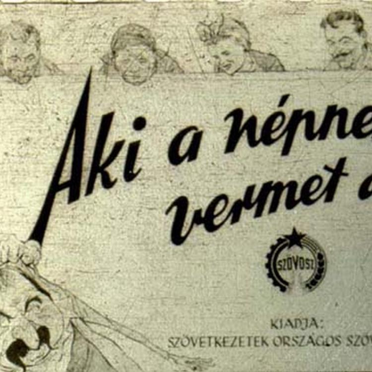 Régi magyar diafilmek 11. - A nép ellensége a kulák