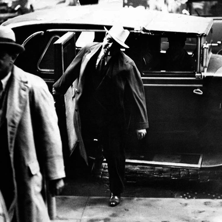 Al Capone tárgyalása - 1931
