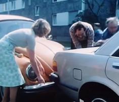 Egykori autós bosszúságok