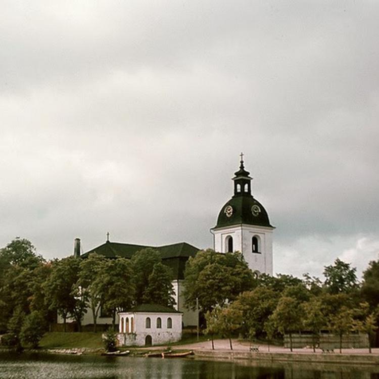 Svédország 1950 körül