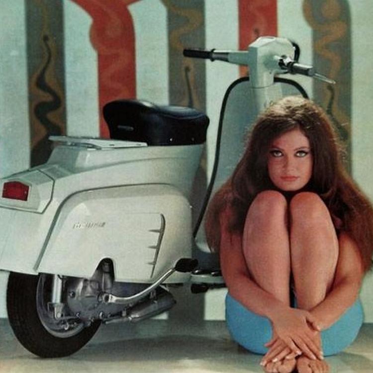 Lambretta naptárak 1969-70
