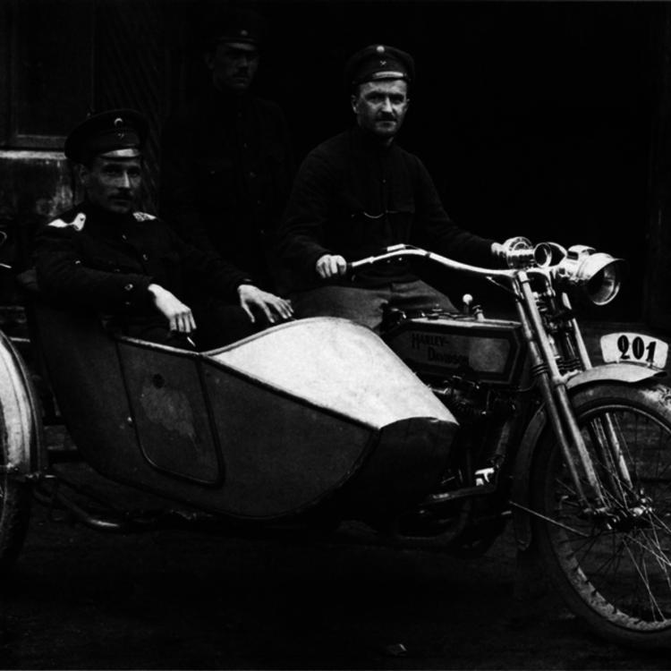 Orosz motorosok 1898-1917