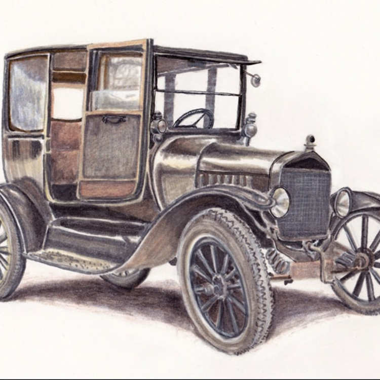 Az amerikai autó története katalógusokban 2.