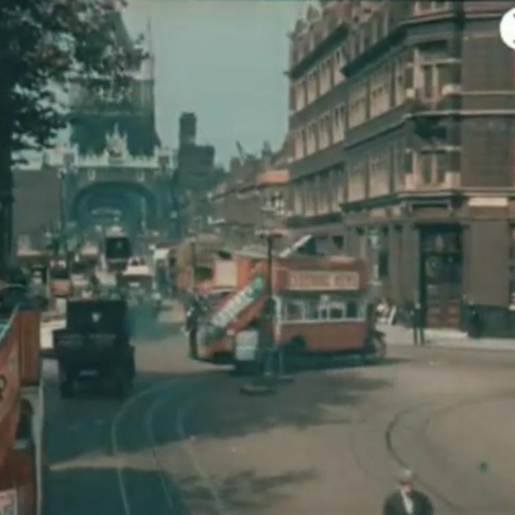 London 1927-2013