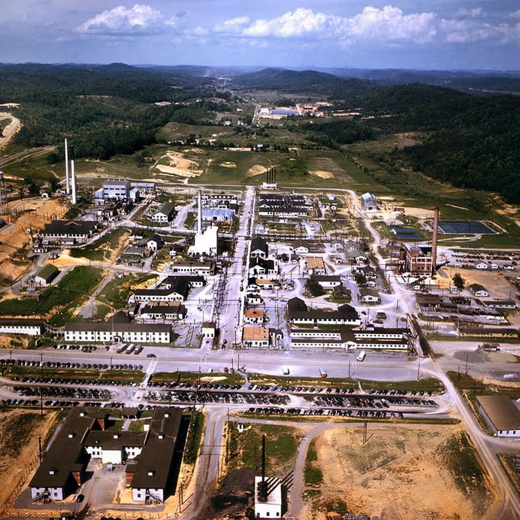 Oak Ridge, a titkos város