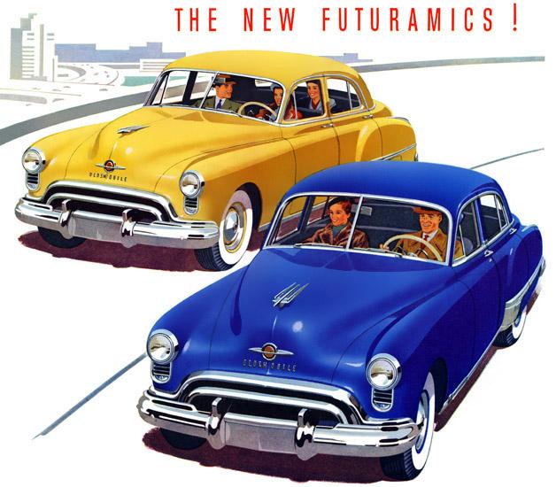 1949 Oldsmobile Futuramic 76 és Futuramic 98.jpg