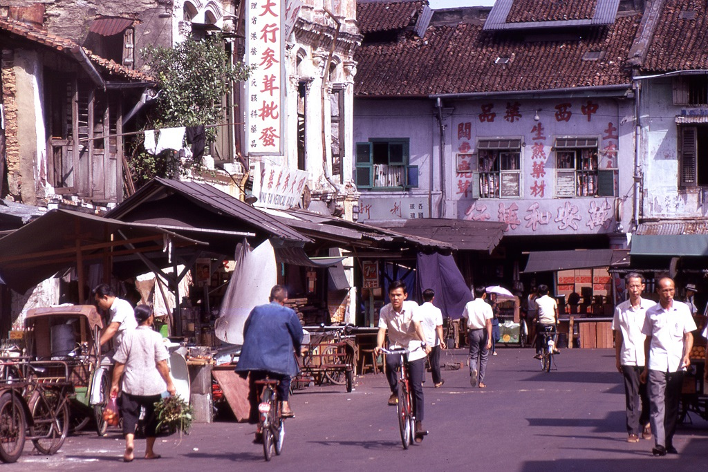 Alig ötven éve a városnak még teljesen más volt a hangulata és a kisugárzása