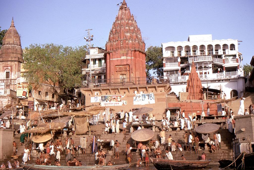 A Gangesz-menti Benáresz városa, mai - újra felvett ősi - nevén Váránaszi egyidős Ninivével vagy Babilonnal! Egyike a hét szent hindu városnak.