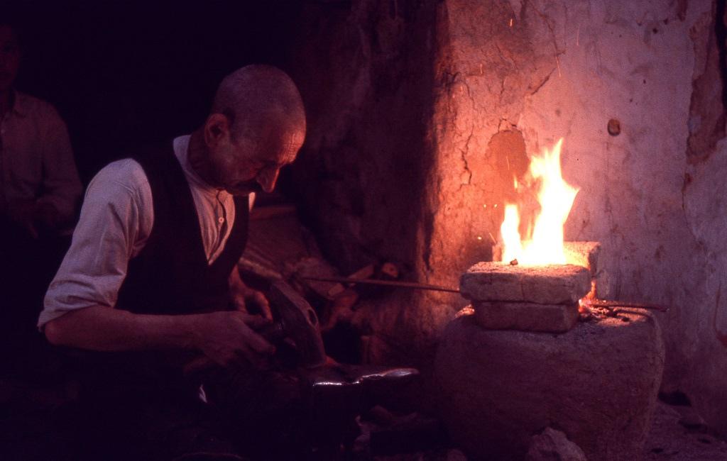 Iszfaháni kovács