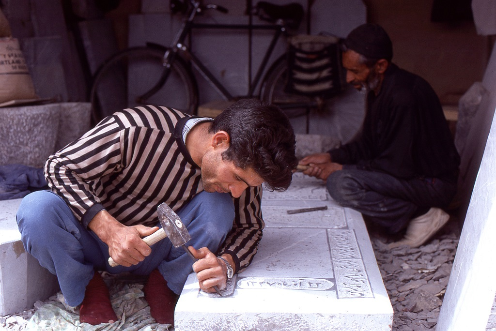 Iszfaháni kőfaragók