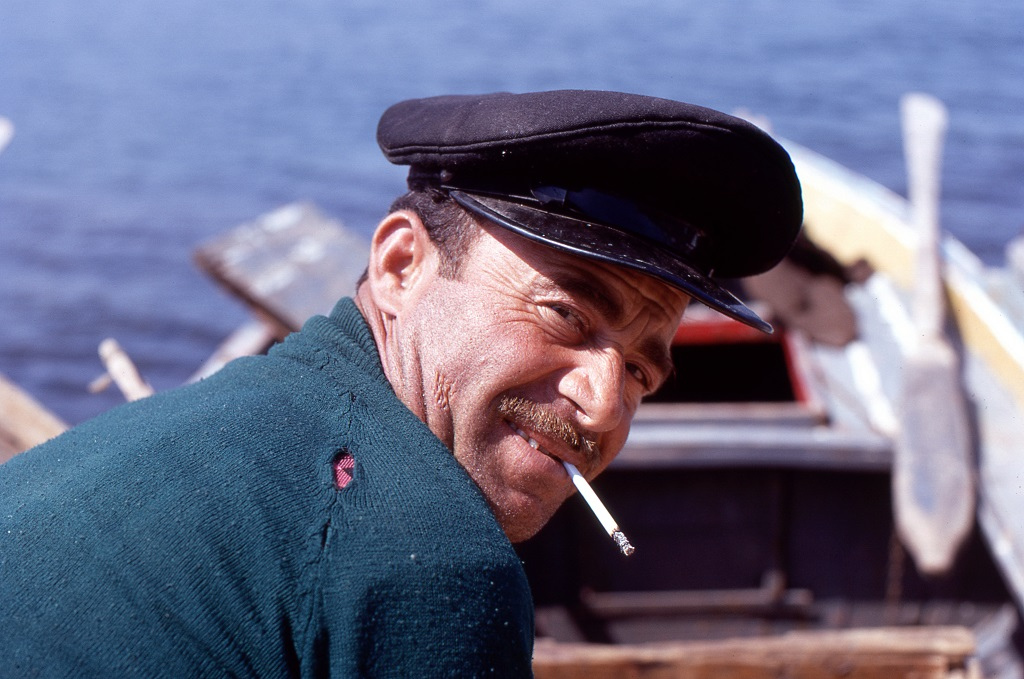 Fekete-tengeri halász
