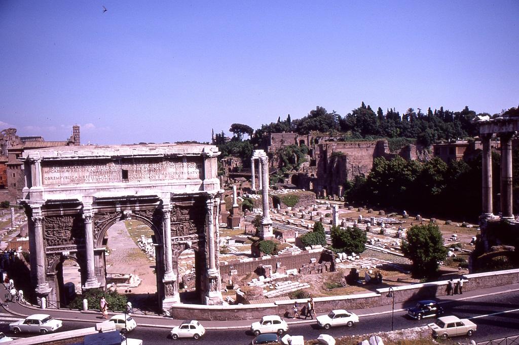 Az ókori Fórum