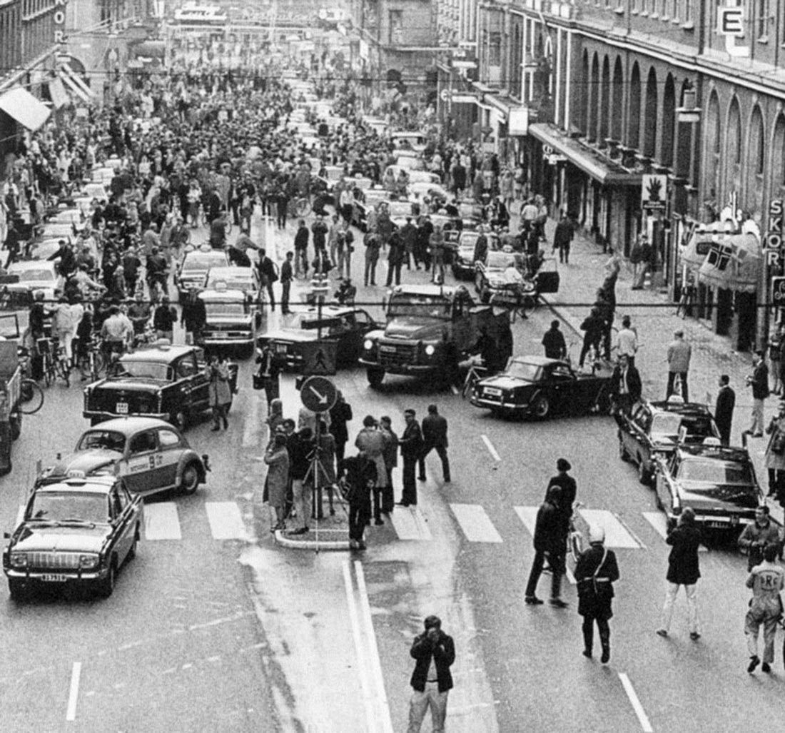 Dagen H, the day Sweden switched sides of the road, 1967 (1).jpg