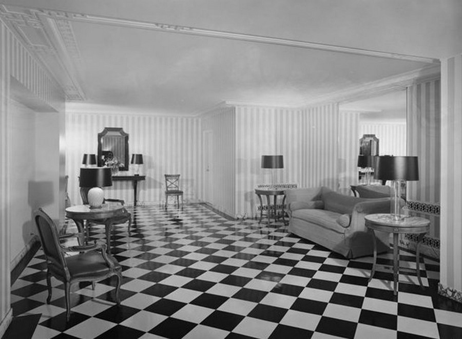 1940. 965 5th Avenue. Apartments, entrance lobby. 9-5-1940.jpg