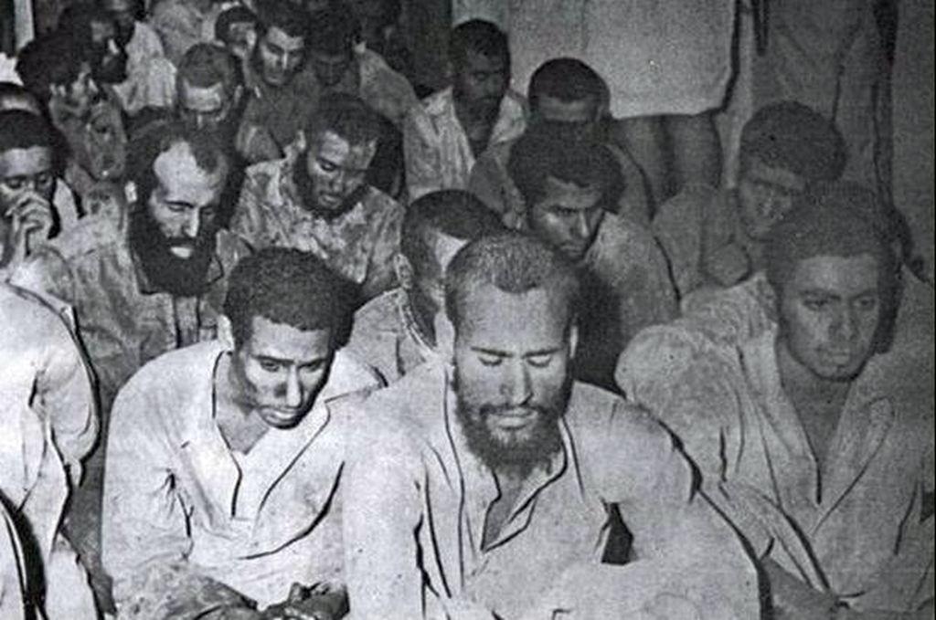 Az elfogott fegyveres csoport minden tagját kivégezték.