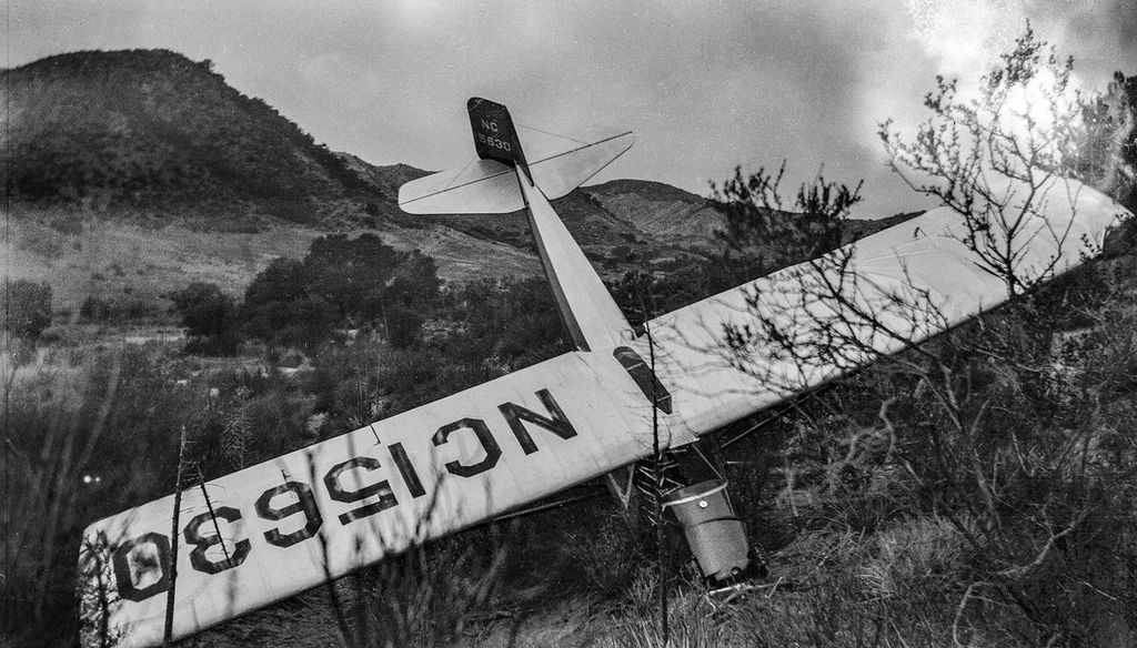 1936_a_stolen_two-seater_taylor_cub_aircraft_is_found_crashed_in_mint_canyon_near_modern-day_agua_dulce.jpg