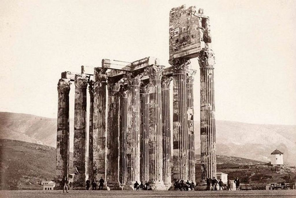 1858_remains_of_the_temple_of_olympian_zeus_in_athens_captured_what_is_believed_to_have_been_the_hut_or_dwelling_place_of_a_stylite_monk_built_cr.jpg