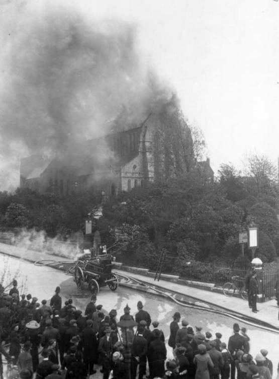 1913_st_catherine_church_hatcham_is_burnt_down_by_suffragettes_of_the_women_s_a_group_which_called_themselves_terrorists_in_a_string_of_bombings_and_arson_attacks_which_would_leave_4_dead.jpg