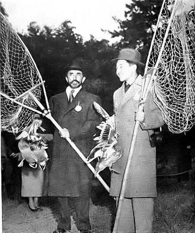 1956_ethiopian_emperor_haile_selassie_hunting_ducks_with_japanese_crown_prince_akihito.jpg