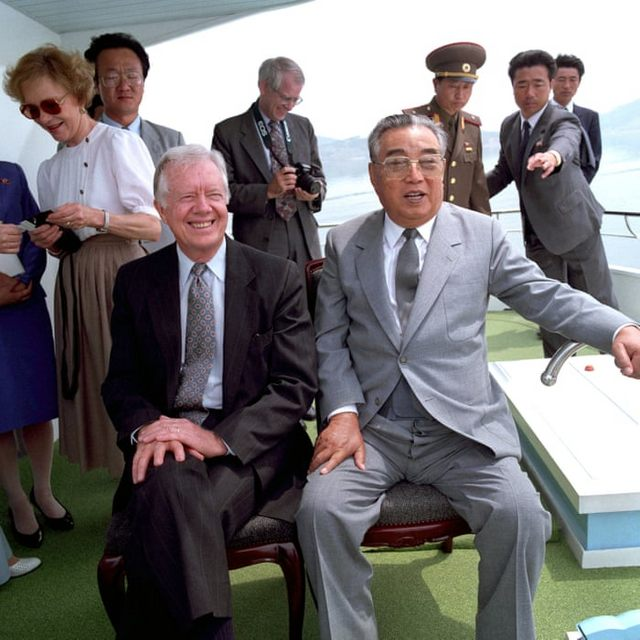 1994_former_u_s_president_jimmy_carter_shares_a_boat_ride_with_north_korean_leader_kim_il-sung_at_the_taedong_river_in_pyongyang_this_photo_was_taken_weeks_before_kim_s_death.jpg