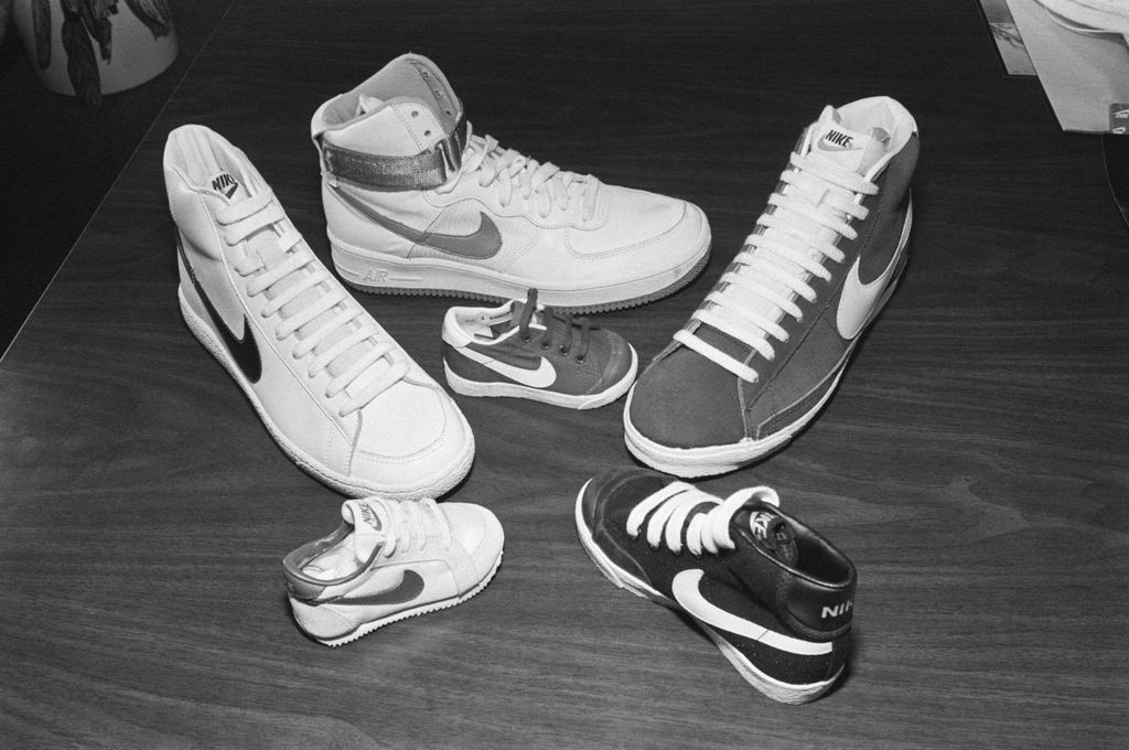 1982_six_nike_sports_shoes_rest_on_a_table_at_the_company_headquarters_in_portland_oregon_for_the_unveiling_of_the_1982_air-force_line_of_basketball_shoes.jpg