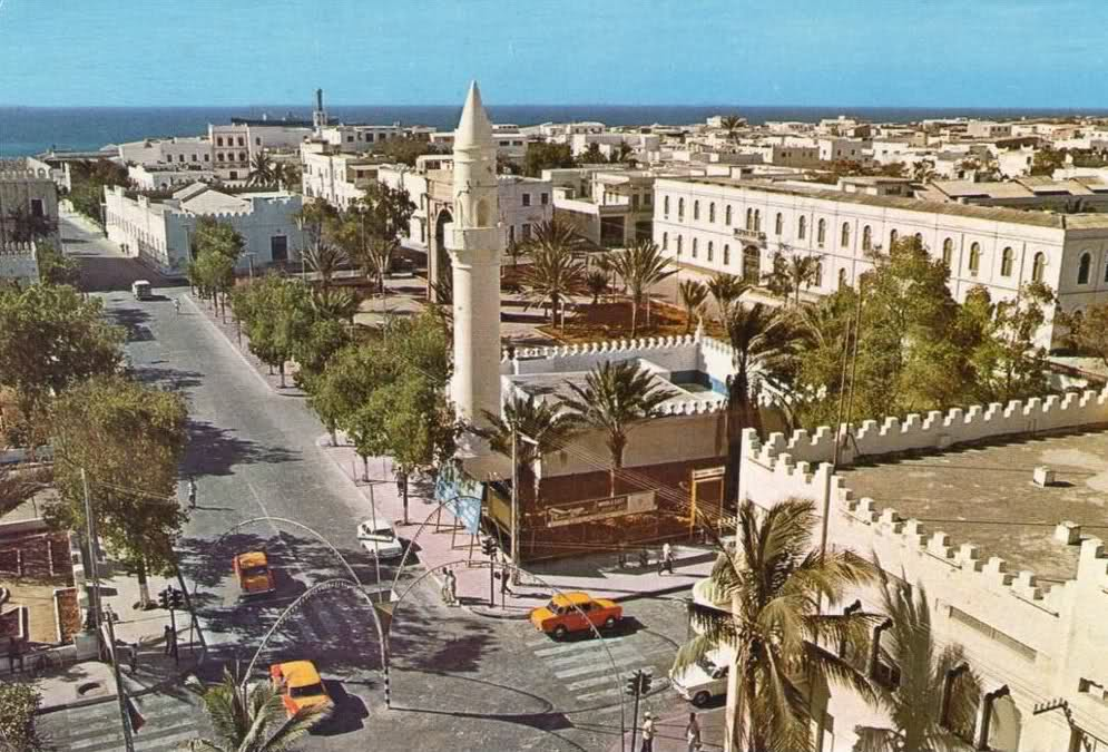 1960a-s évek. Mogadishu (Szomália) a polgárháború előtt..jpg