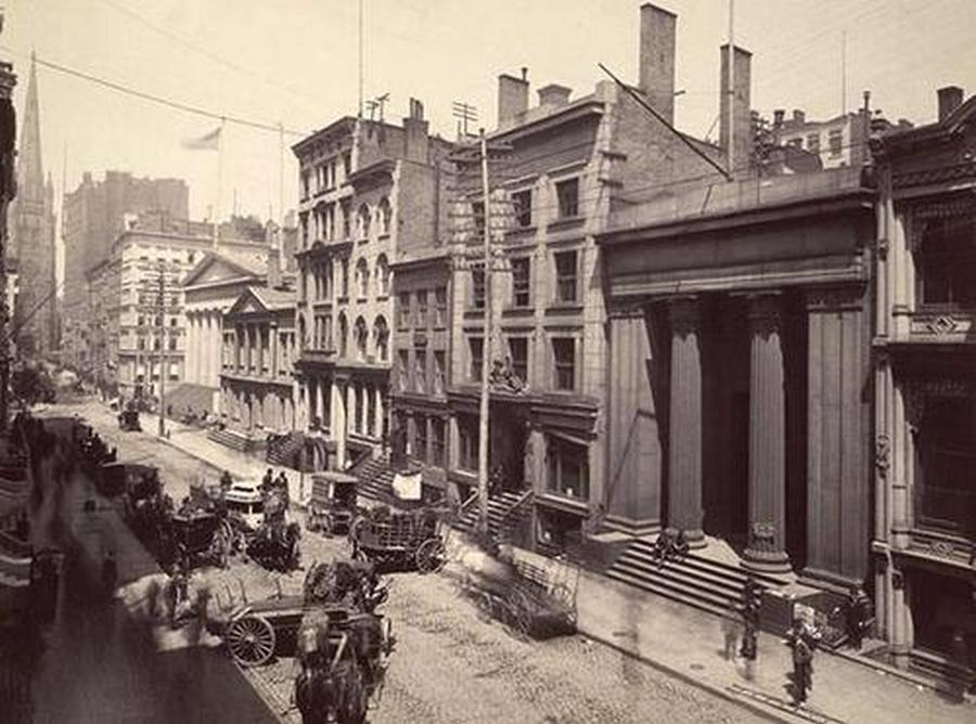 1883. Wall Street..jpg