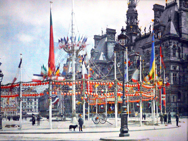 Rare Color Photography of Early 1900s Paris (22).jpg