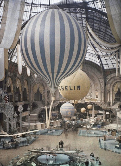 Rare Color Photography of Early 1900s Paris (36).jpg