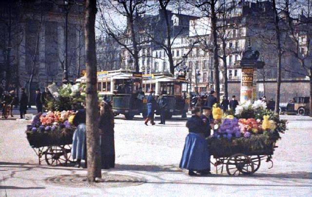Rare Color Photography of Early 1900s Paris (39).jpg