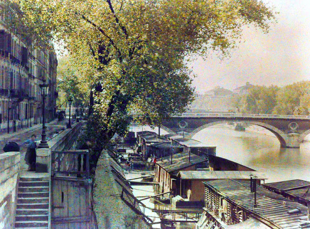 Rare Color Photography of Early 1900s Paris (40).jpg