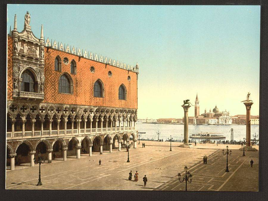 The Doges' Palace and the Piazzetta.jpg
